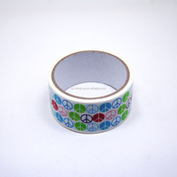 Custom Strong Hot Melt Adhesive 70 Mesh Geometric Duct Tape
