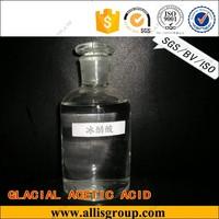 GAA 99.85%min for making vinegar food grade glacial acetic acid