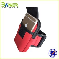 training Mobile phone Neoprene phone armband