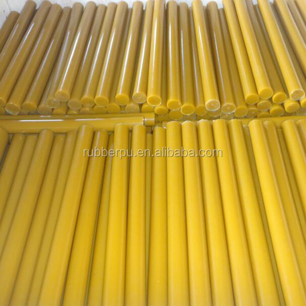 best price pu rod colored nylon plastic polyurethane rods manufacture