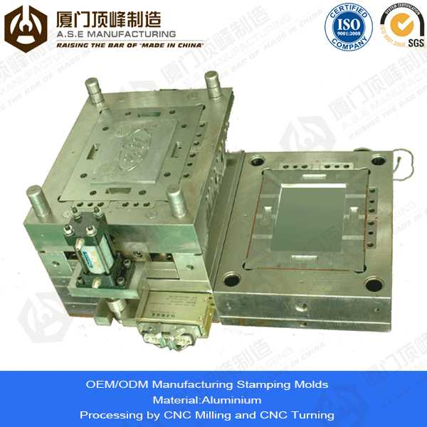 Xiamen A.S.E OEM Manufacturing Mold Parts for mahogany association