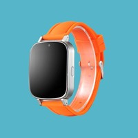 curve touch screen gsm mobile smart watch gt08