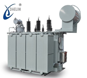 35kv oil-immersed OLTC 6 mva power transformer