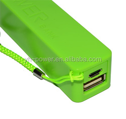 high quality powerbank portable power bank with CE RoHs certifications