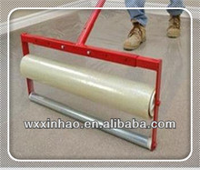 China supplier protective plastic film for carpet/floor/glass