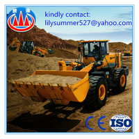 wheel loader for sale with competitive price
