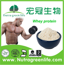 Sports Supplements Type and Providing Energy Function whey Protein concentrate 80% powder