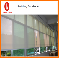 Curtain Times High Quality Sunshade Blinds/Building Sunshade