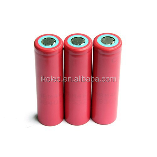 alibaba express hot selling 3.7V rechargeable cylinder lithium ion battery 18650 2600mAh