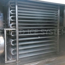 Industrial Air Blast Plate Freezer For Fish and Shrimp