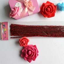 Hot Selling Chenille Stems Suppliers For Christmas ZHB-10