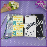 Manufacture custom design good looking cute mobile phone cover case for iphone 6 from china supplier