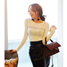 MS50191W 2014 Autumn Fashion Design Wholesale Chiffon Women Sexy Blouse