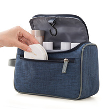 Portable wash bag Hanging Organizer Bathroom Storage Waterproof Travel Kit Makeup <strong>Cosmetic</strong> and Toiletry Bag