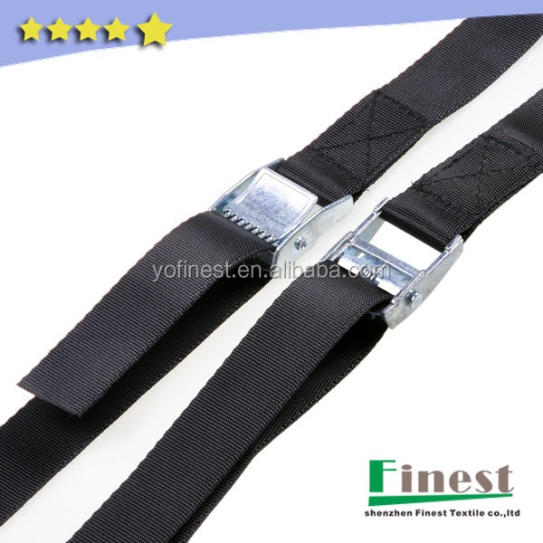 for pallet safty,cargo tie down webbing nylon strap