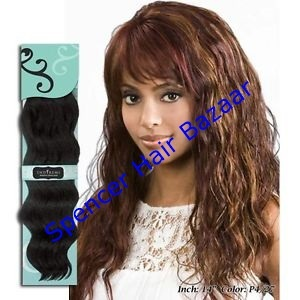 Italian Wavy hair extensions with Natural Indian remy hair unprocessed hair