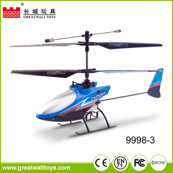 Big Size Rc Helicopter 2.4G 4Ch Electronic Toy Helicopter Single Blade