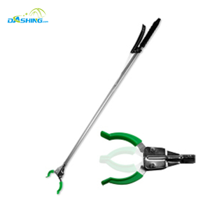 Handy grabber portable reacher pickup tool,Factory Wholesale Foldable Reaching Pickup Tool