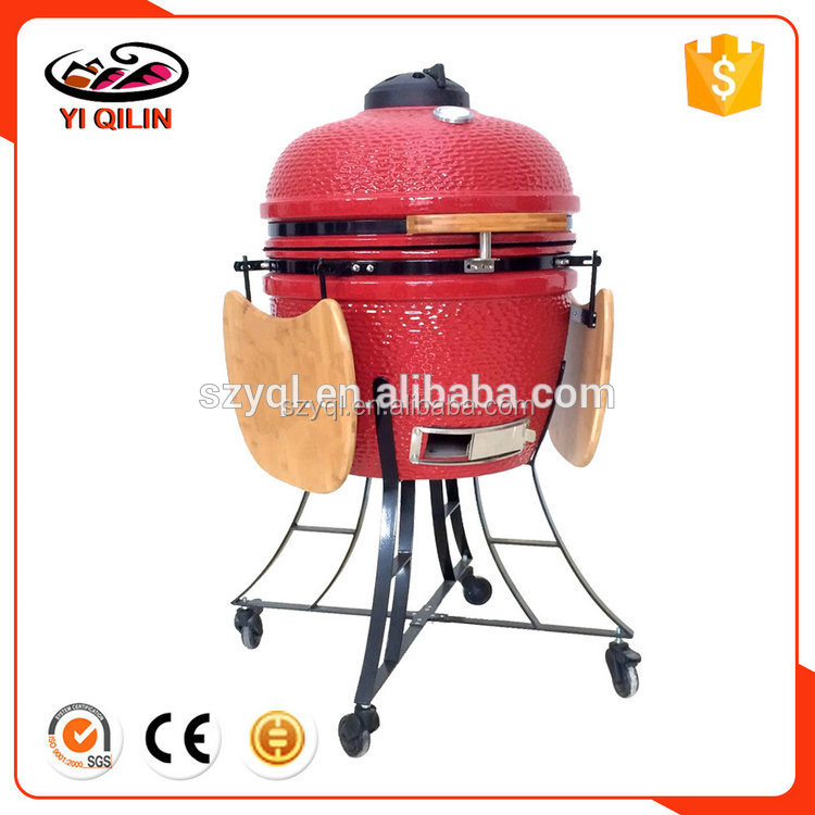 Factory provide black, red ,green ,orange portable wood pizza oven