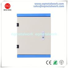 New outdoor electrical distribution box fiber glass enclosure for battery