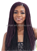 2015 best selling products wholesale alibaba synthetic Marley Braid hair extensions with bottom price for black woman