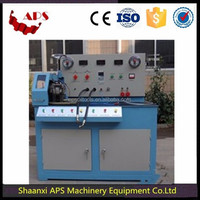QKT-2 Model Automobile Air Condition System Test Bench/AC compressor Test Bench