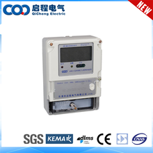 Measure Accurately Load Control Flexible Tariff Setting Electric Energy Meter