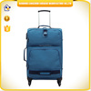 never out of fashion style men's trolley luggage with four universal wheels of travel luggage in cheap price
