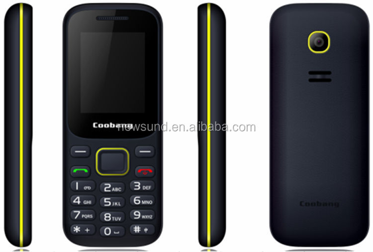 GSM long time battery backup mobile super thin cheap unlocked mobile phone
