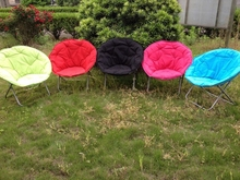 High quality for adults color camping moon chair