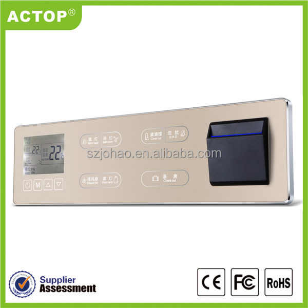 OEM service home automation customize hotel wifi curtain control system