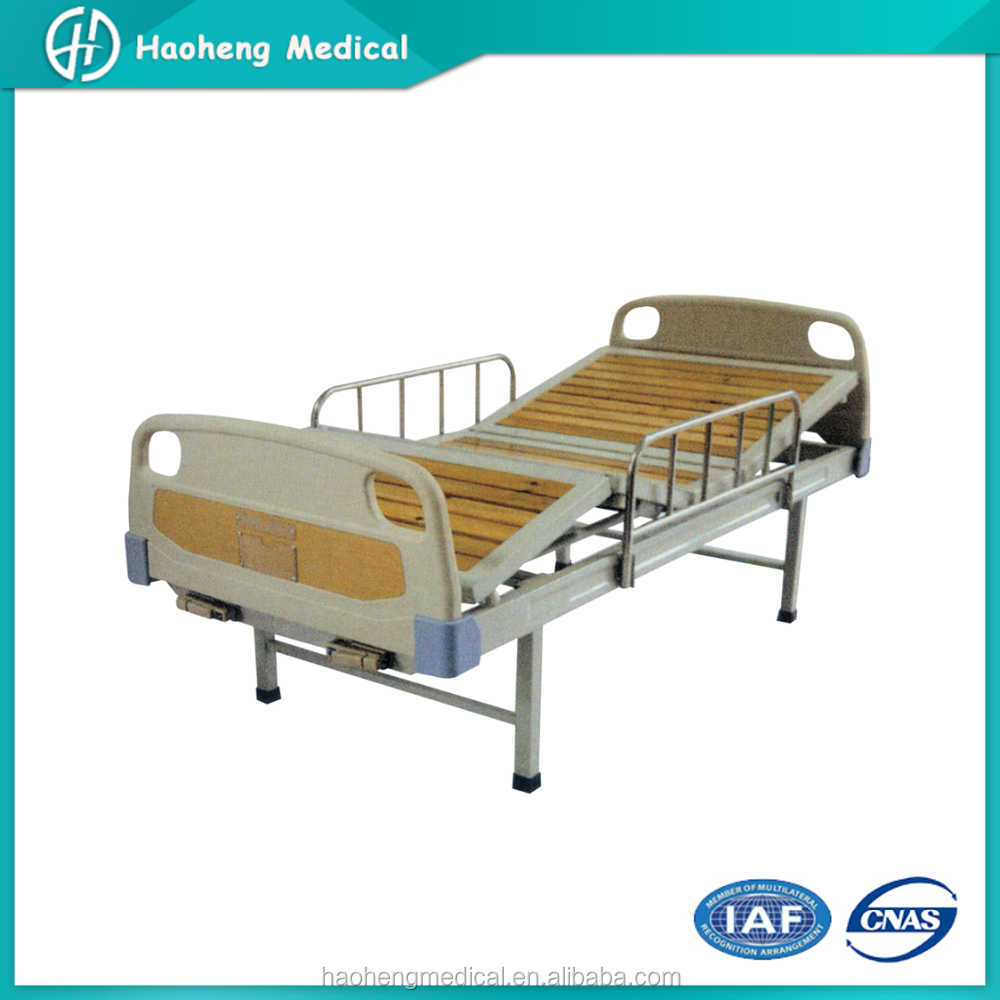 Hospital Furniture Medical Care Patient 2 Crank Hospital Bed