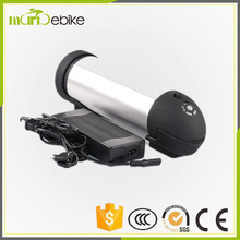 rechargeable lithium water bottle e-bike battery pack 48v 14.5Ah