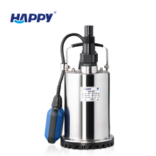 Chinese technopolymer submersible water pump stainless steel pumps with float switch
