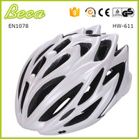 Sport bike helmet , professional PC in-mold bicycle helmet for adult