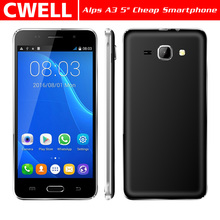 5 inch WCDMA 3G 2.0MP Back Camera android smartphone