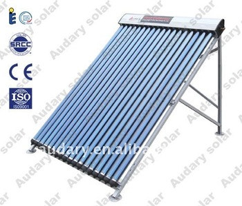 Best quality vacuum tube solar collector