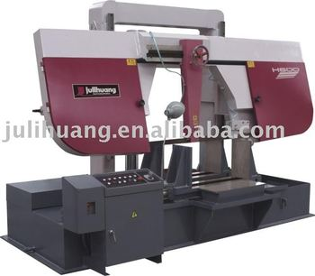 Gantry band saw machine