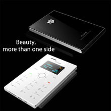 Alibaba china express 4.5mm ultra thin super slim card size ifcane E3 mini mobile phone lowest price in china