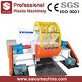 Automatic plastic shaft shredder and crusher machine price