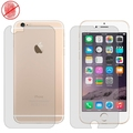 Wholesale Cheap Anti Glare Front+Back Screen Protector for iPhone 6 & 6S