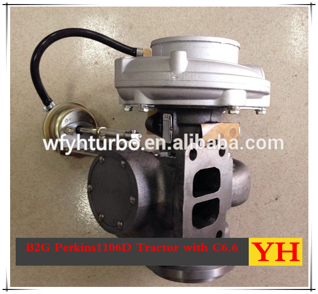 WEIFANG YUHANG turbocharger forCaterpillar Earth Moving Excavator AP 1055 C B2G Turbo with C7 ENGINE 2507699 175276