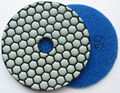Flexible For Glass Diamond dry sanding disc