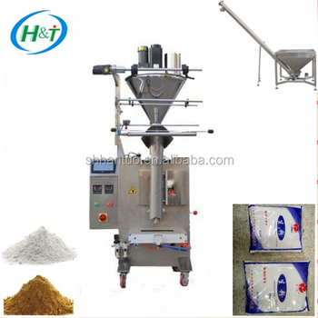500g 1000g Bag Corn Flour Packing Machine for sale