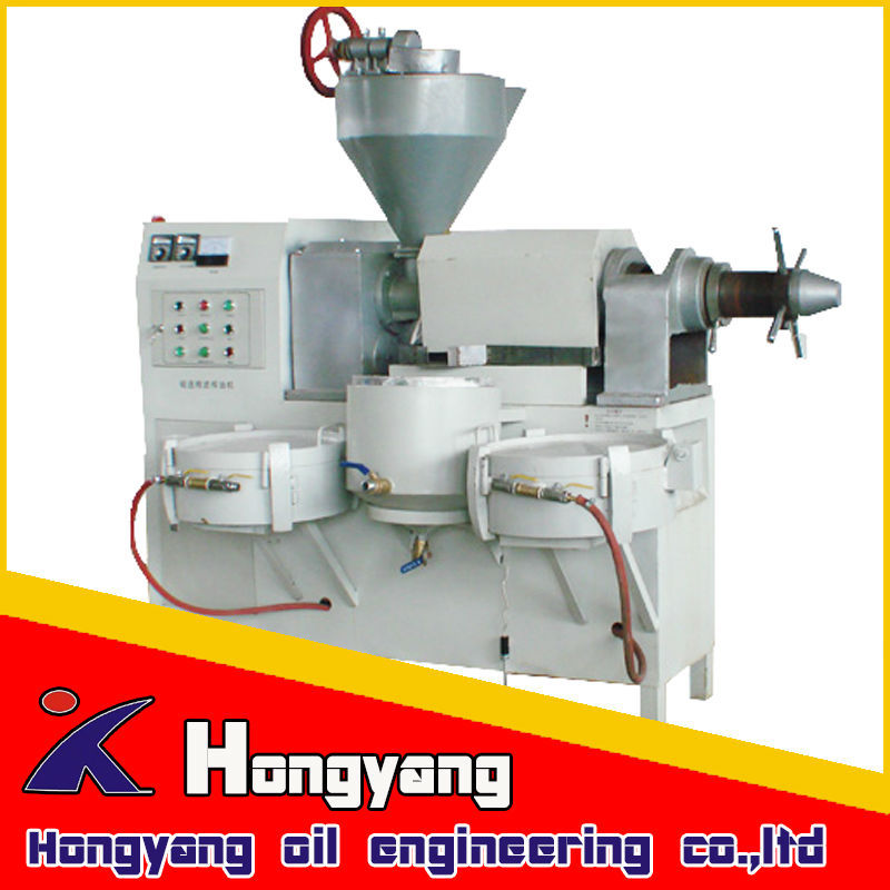 cold corn oil press machine/soybean oil expeller / seed oil presser