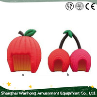 New style fruit shape inflatable tent , inflatable cute tent