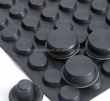 8x2 cylinder hemispherical 12x6mm 12x2.5mm 10x3mm bumpon 3m adhesive laptop rubber feet round rubber feet