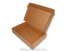 Customized Recyclable Corrugated Paper Lunch&Pastry Boxes
