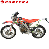 China Brand New 4 Stroke Super Power 200cc Gas Dirt Bike for Kids