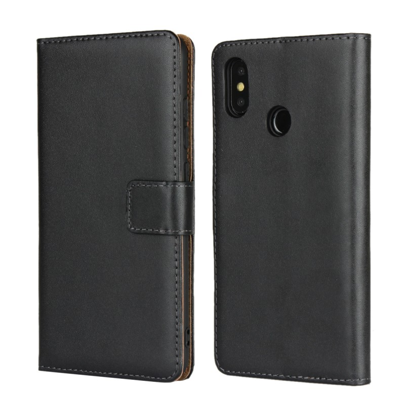 iCoverCase For Xiaomi Mi 8 Cell Phone Accessories PU Leather Wallet Case For Xiaomi 8 Stand Cover